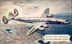 Eastern's new 88 - passenger Super- Constellation