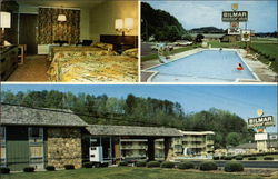 "Bilmar Motor Inn, ""In the Smokies"""