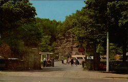 Main Entrance Watkins Glen State Park