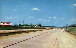"Super Highway U.S. 66 ""Main Street of America"""