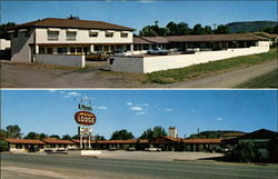Reeds Motor Lodge in Springerville Arizona