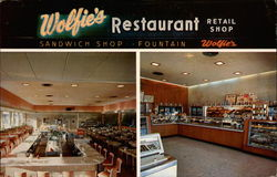 Wolfie's Restaurant and Fountain