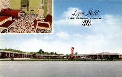 Lynn Motel, Childesburg, Alabama