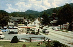 Street Scene - Gatlinburg, Tennessee