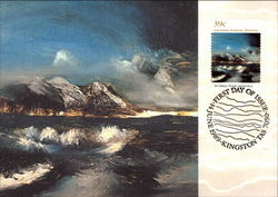 Nolan Antarctic Landscapes Postcard