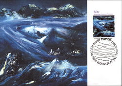 Antarctic Landscapes Postcard