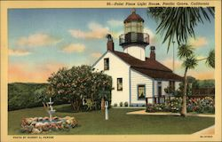 Lot of 100: Point Pinos Light House Postcard