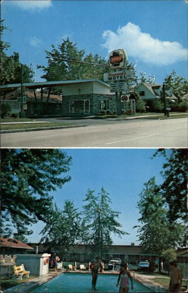 Henwood's Motel, Inc Niagara Falls New York