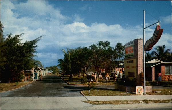 Riviera Beach Motel Florida