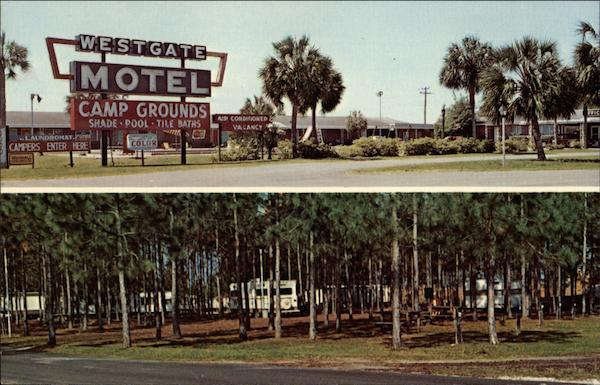 Westgate Motel and Campground Perry Florida