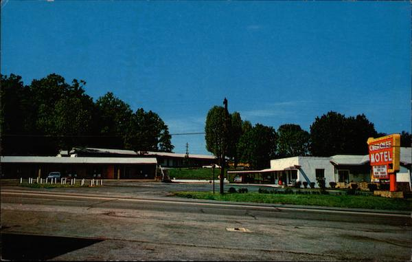 The New Cherokee Motel Chattanooga Tennessee