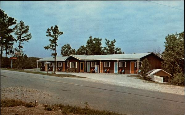 Pines Motel Branson Missouri