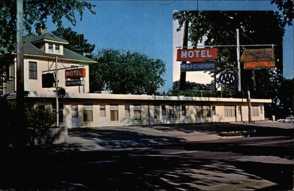 Town And Country Motel Sioux City Ia