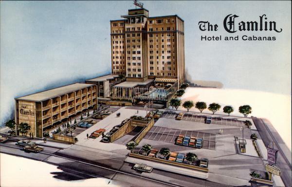 The Camlin Hotel And Cabanas Seattle Wa
