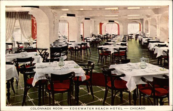 Colonnade Room Chicago Illinois