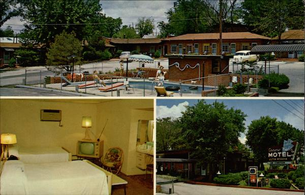 Massey's Arrow Head Motel Columbia Missouri