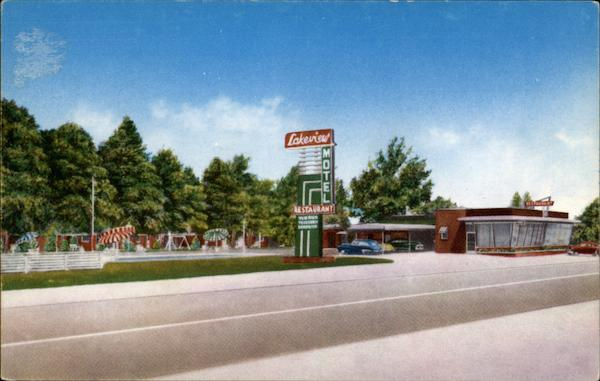 Lakeview Motel Jackson Tennessee