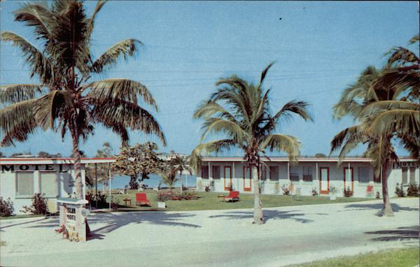 Island Motel Fort Myers Florida