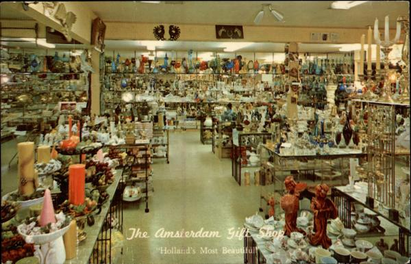 The Amsterdam Gift Shop Holland Michigan