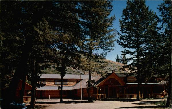 Shoshone Lodge Cody Wyoming
