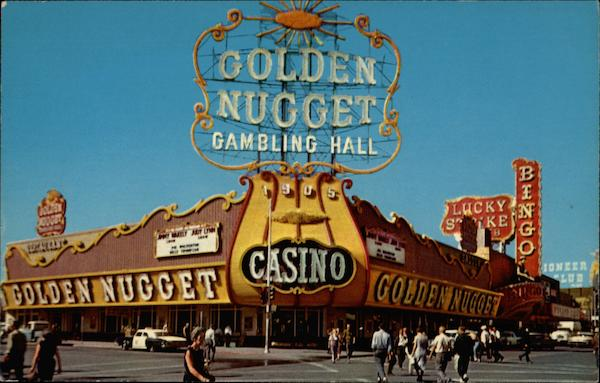 The Golden Nugget Las Vegas Nevada Casinos & Gambling