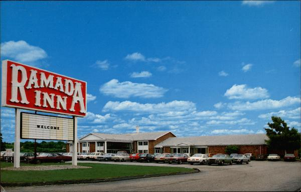 Ramada Inn Seekonk Massachusetts