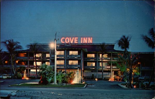 The Cove Inn Naples Florida