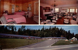 Belle Isle Motel & Dining Room Combined