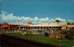 The Ramada Inn Postcard