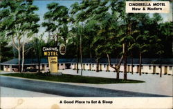 Cinderella Motel New & Modern - A Good Place to Eat & Sleep