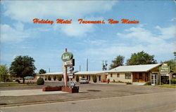 Holiday Motel Postcard