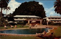 Kauai Inn, Lihue, Kauai
