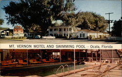 Mt. Vernon Motel and Swimming Pool