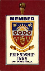 "Member ""Friendship Inns"" of America - Holiday Motel"