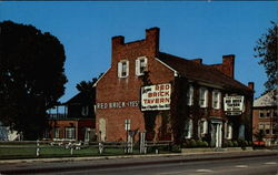 The Historic Red Brick Tavern