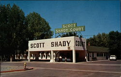 "Scott Shady Court 'Your ""home away from home"" for the ""Rest"" of your life.'"