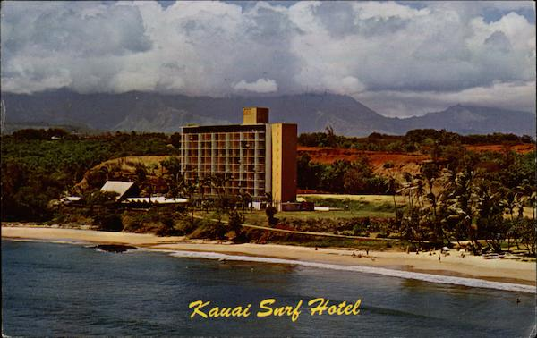 Kauai Surf Hotel Hawaii