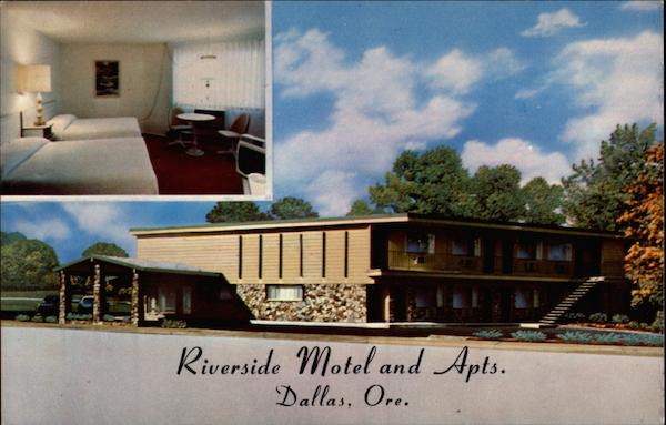 Riverside Motel and Apts Dallas Oregon
