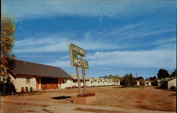 Gateway Motel Cody Wyoming