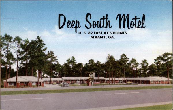 Deep South Motel Albany GA