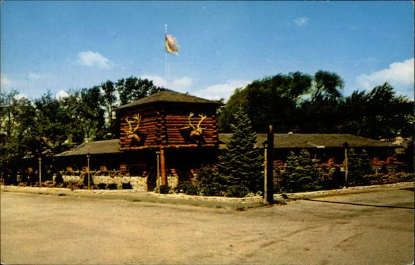The Rustic Manor Restaurant and Cocktail Lounge Gurnee Illinois