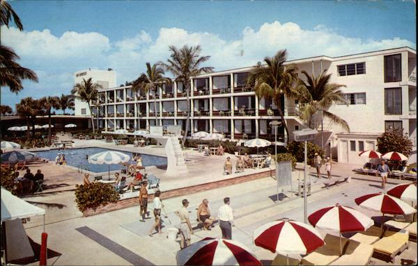 Pan American Motel Miami Beach Florida