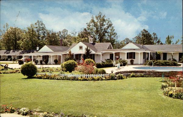Quality Courts Motel Allendale South Carolina