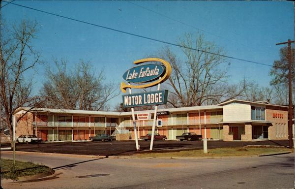 Lake Eufaula Motor Lodge Alabama