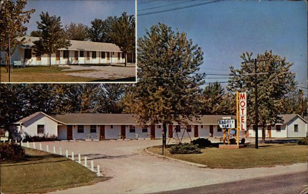 Knotty Pine Motel Keokuk Iowa