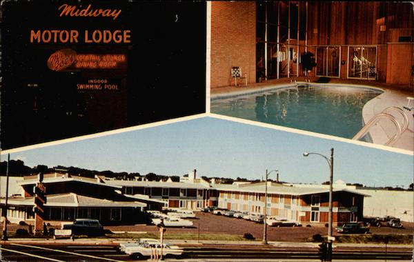 Midway Motor Lodge St. Paul Minnesota