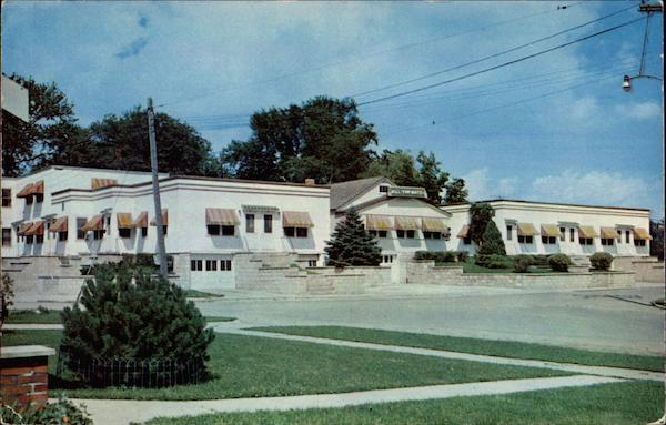 Hilltop Motel Clear Lake Iowa