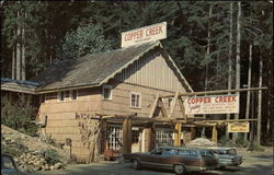 The Copper Creek Restaurant