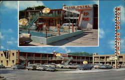 Two Views of Tip Top Motor Hotel