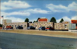 The Black Hills Reptile Gardens Postcard